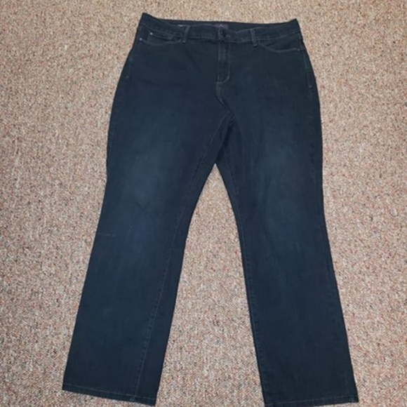 NYDJ Denim - Not Your Daughter's Jeans Size 16 Marilyn Straight